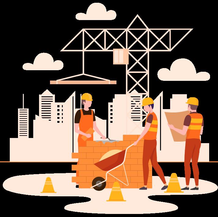 pagina do site em construção